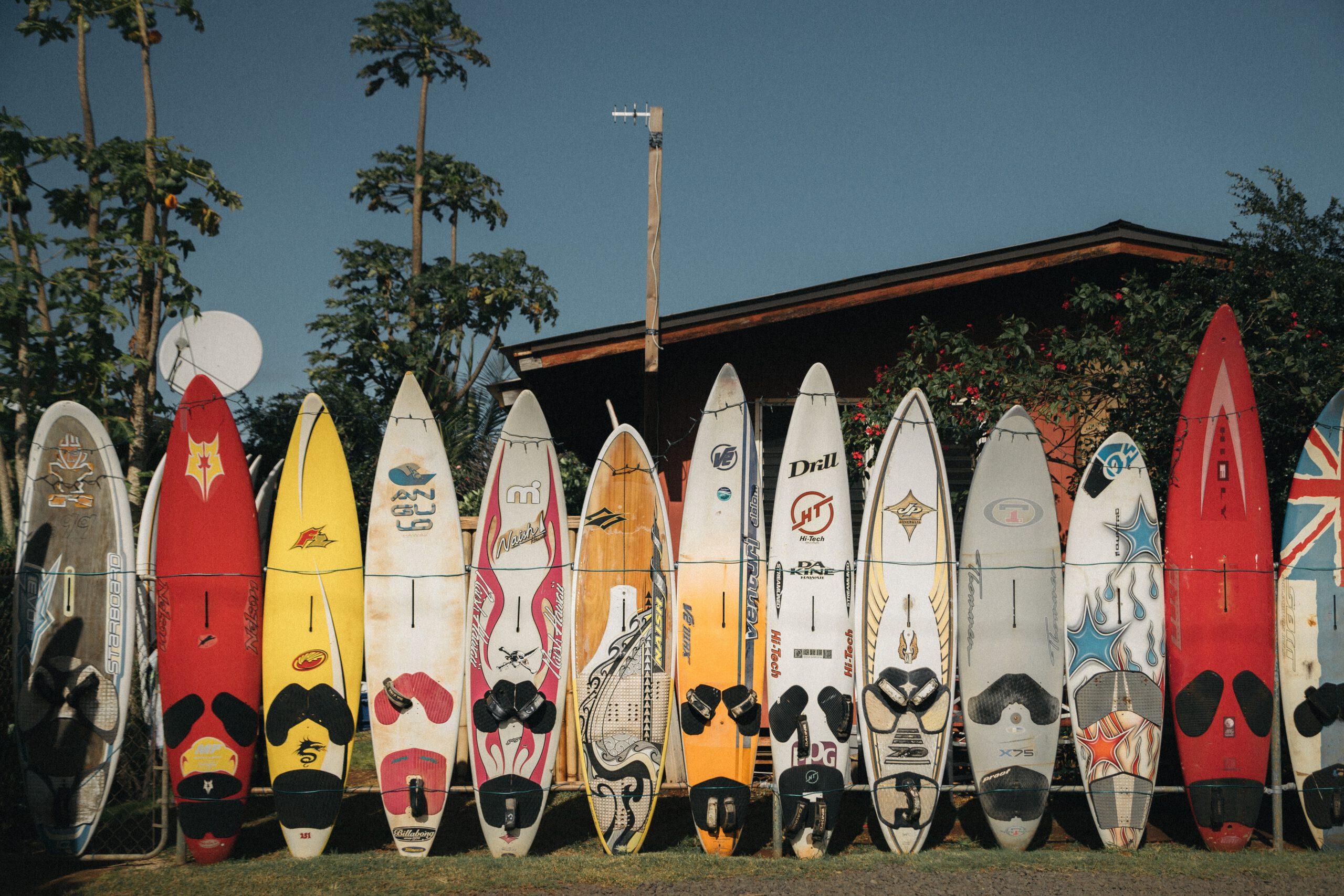 5 porad związanych z wyborem deski do wakesurfingu